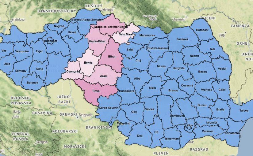 Am finalizat evaluarea Programului Interreg V-A Romania Ungaria